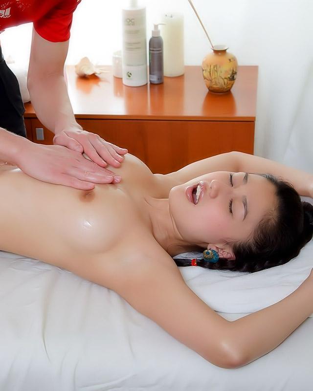 Japanese massage orgasm free xxx galeries
