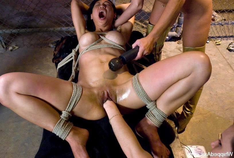 BDSM double penetration porn pics